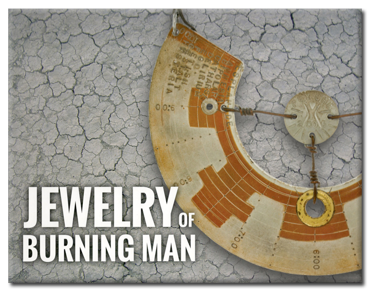 Jewelry of Burning Man  by Karen Christians | Amazon